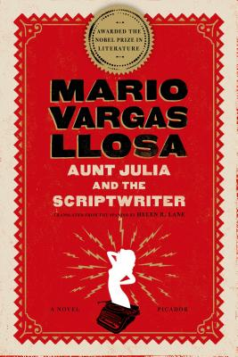 Aunt Julia and the Scriptwriter Cover