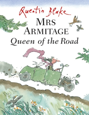 Mrs Armitage Queen of the Road Cover Image