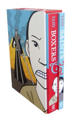 Boxers & Saints Boxed Set Cover