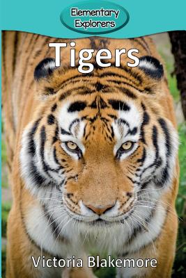 Tigers (Elementary Explorers #22) Cover Image