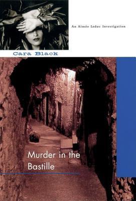 Murder in the Bastille Cover