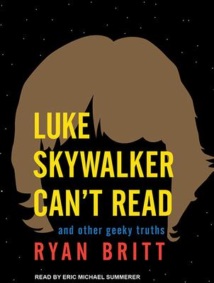 Cover for Luke Skywalker Can't Read