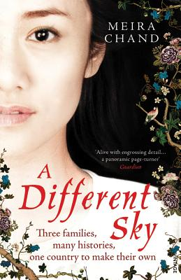 A Different Sky Cover