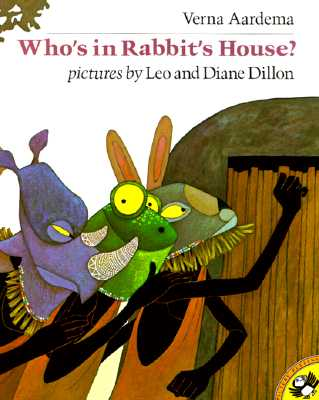 Who's in Rabbit's House? Cover Image