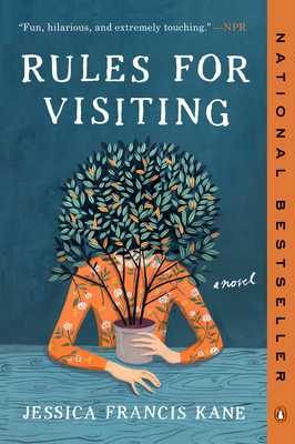 Rules for Visiting: A Novel Cover