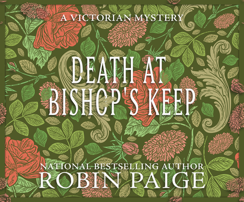 Cover for Death at Bishop's Keep