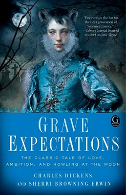 Grave Expectations Cover