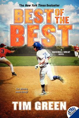 Best of the Best (Baseball Great #3) Cover Image