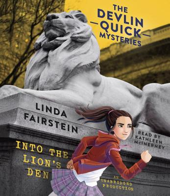 Into the Lion's Den (Devlin Quick Mysteries, The #1) Cover Image