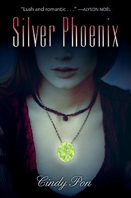 Silver Phoenix Cover