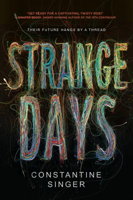 Strange Days Cover Image