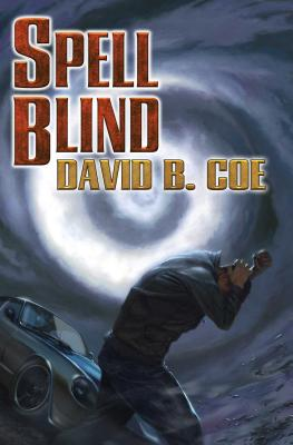 Spell Blind (Casebooks of Justis Fearsson #1) Cover Image