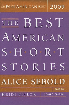 The Best American Short Stories 2009 Cover