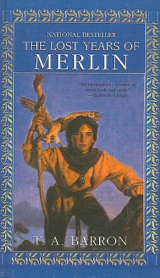 The Lost Years of Merlin Cover Image