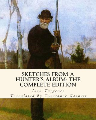 Sketches from a Hunter's Album: The Complete Edition Cover Image