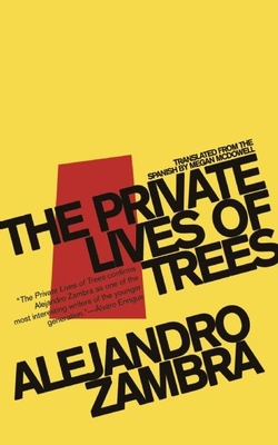 The Private Lives of Trees Cover Image
