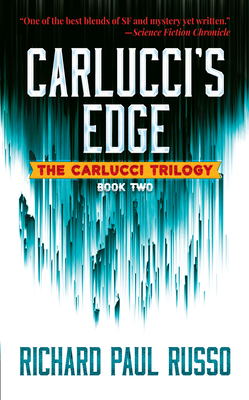 Carlucci's Edge: The Carlucci Trilogy Book Two Cover Image