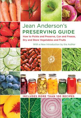 Jean Anderson's Preserving Guide Cover