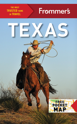 Frommer's Texas (Complete Guide) Cover Image