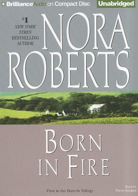 Cover for Born in Fire