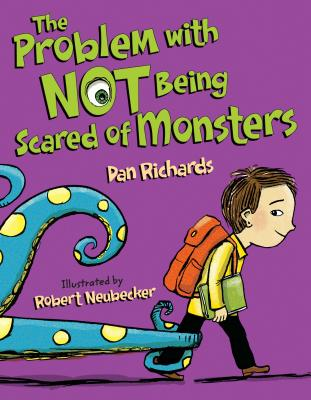 The Problem with Not Being Scared of Monsters Cover