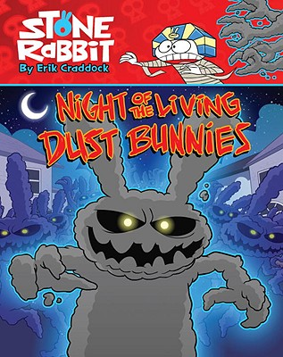 Night of the Living Dust Bunnies Cover