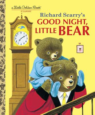 Good Night, Little Bear Cover