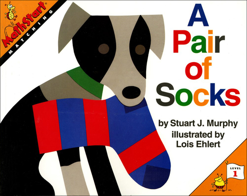 A Pair of Socks: Matching (Mathstart: Level 1 (Prebound)) Cover Image