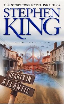 Hearts in Atlantis Cover