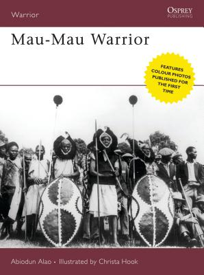 Mau-Mau Warrior Cover