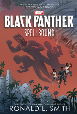 Black Panther Spellbound Cover Image