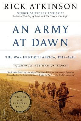 An Army at Dawn Cover