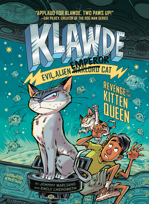 Klawde: Evil Alien Warlord Cat: Revenge of the Kitten Queen #6 Cover Image