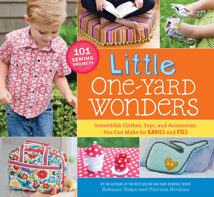 Cover for Little One-Yard Wonders