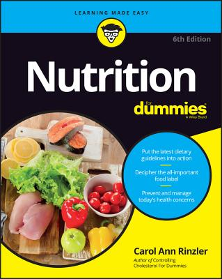 Nutrition Fd 6e (For Dummies) Cover Image