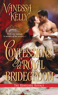 Confessions of a Royal Bridegroom Cover