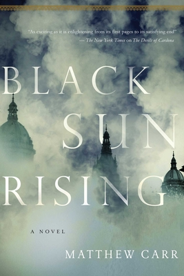Cover for Black Sun Rising