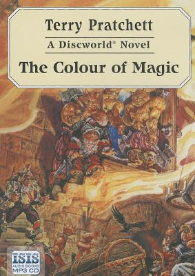 The Colour of Magic (Discworld Novels (Audio)) Cover Image