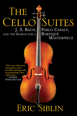 The Cello Suites Cover