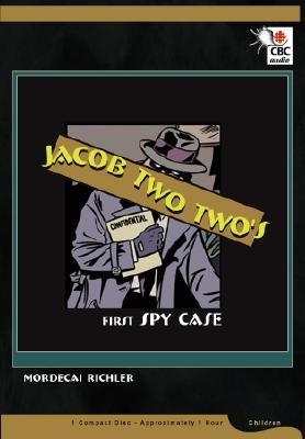 Jacob Two Two's First Spy Case Cover