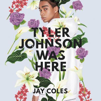 Tyler Johnson Was Here Lib/E cover