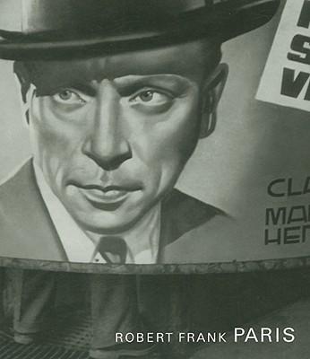 Robert Frank: Paris Cover Image