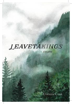 Cover for Leavetakings