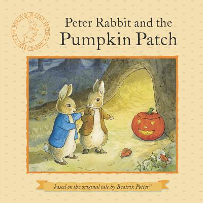 Peter Rabbit and the Pumpkin Patch Cover Image