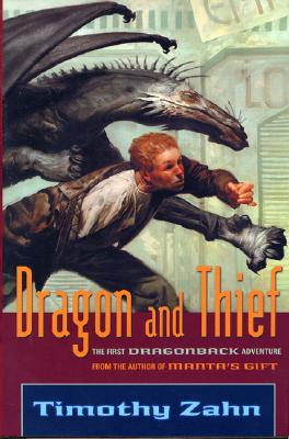 Dragon and Thief: The First Dragonback Adventure Cover Image