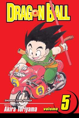 Dragon Ball, Vol. 05 cover image