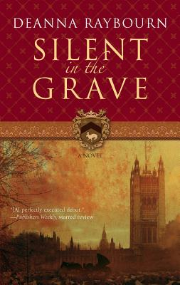 Silent in the Grave Cover Image