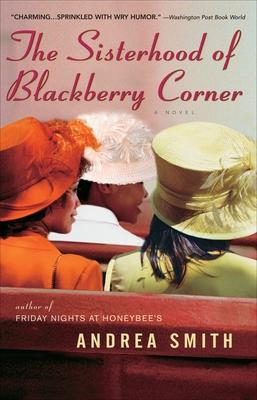 The Sisterhood of Blackberry Corner Cover Image