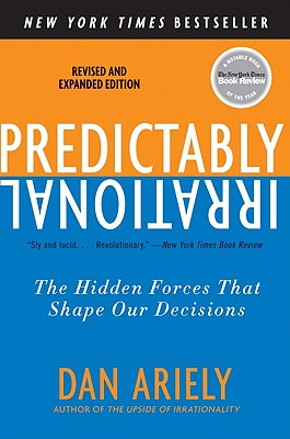 Predictably Irrational, Revised and Expanded Edition Cover