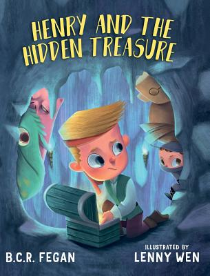 Cover for Henry and the Hidden Treasure